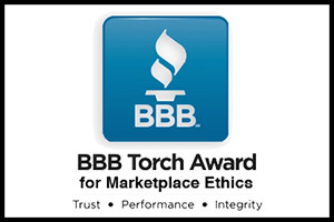 image of BBB Torch award